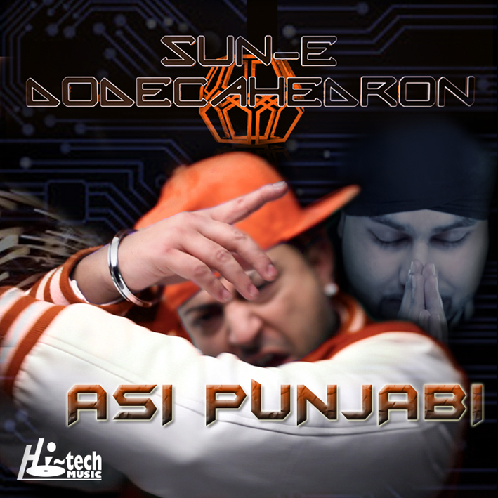 Sun E Dodecahedron 'Asi Panjabi' Single Cover