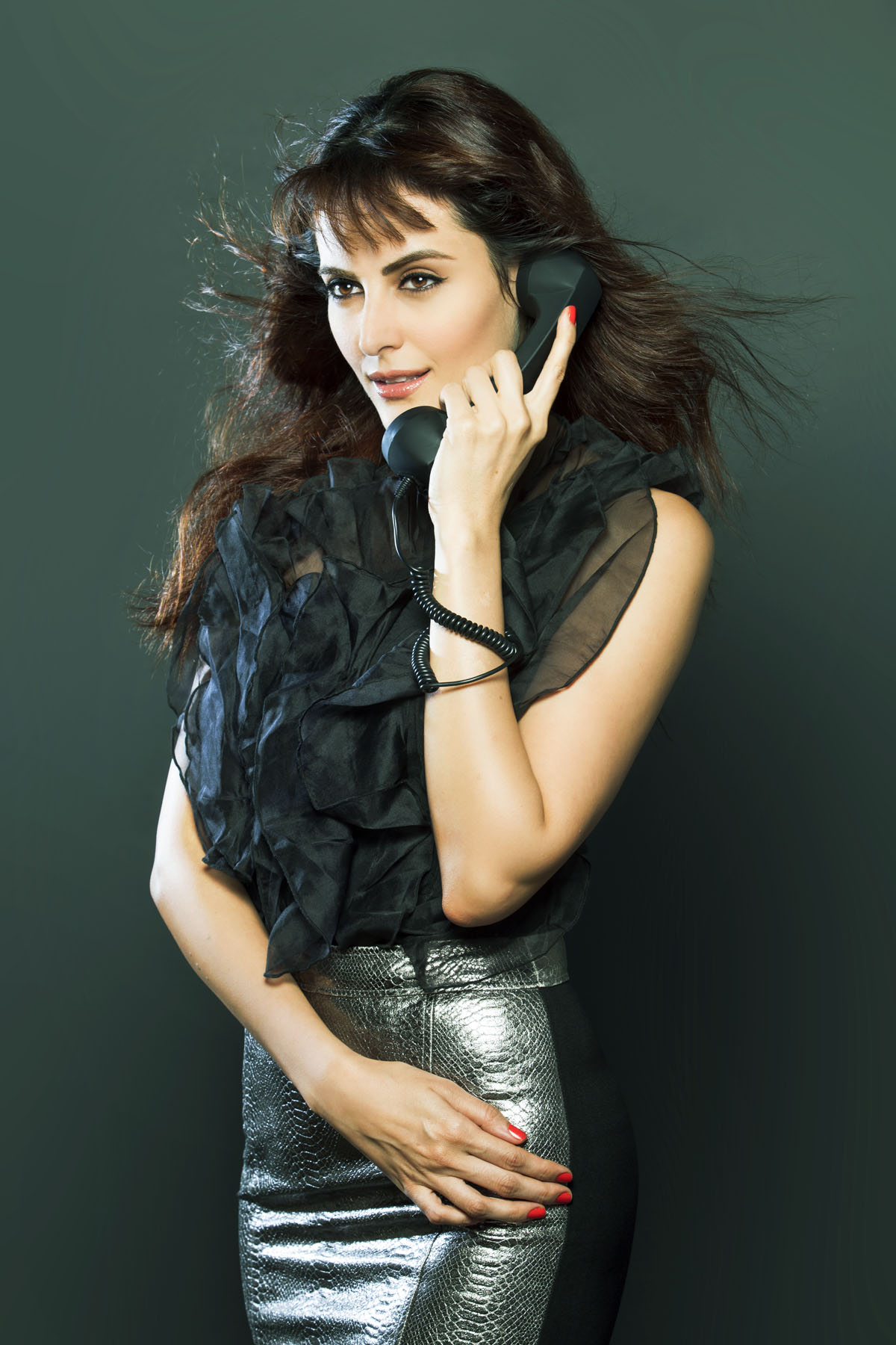 Mandana Karimi - Pic 13 (Image Courtesy - Dale Bhagwagar Media Group)