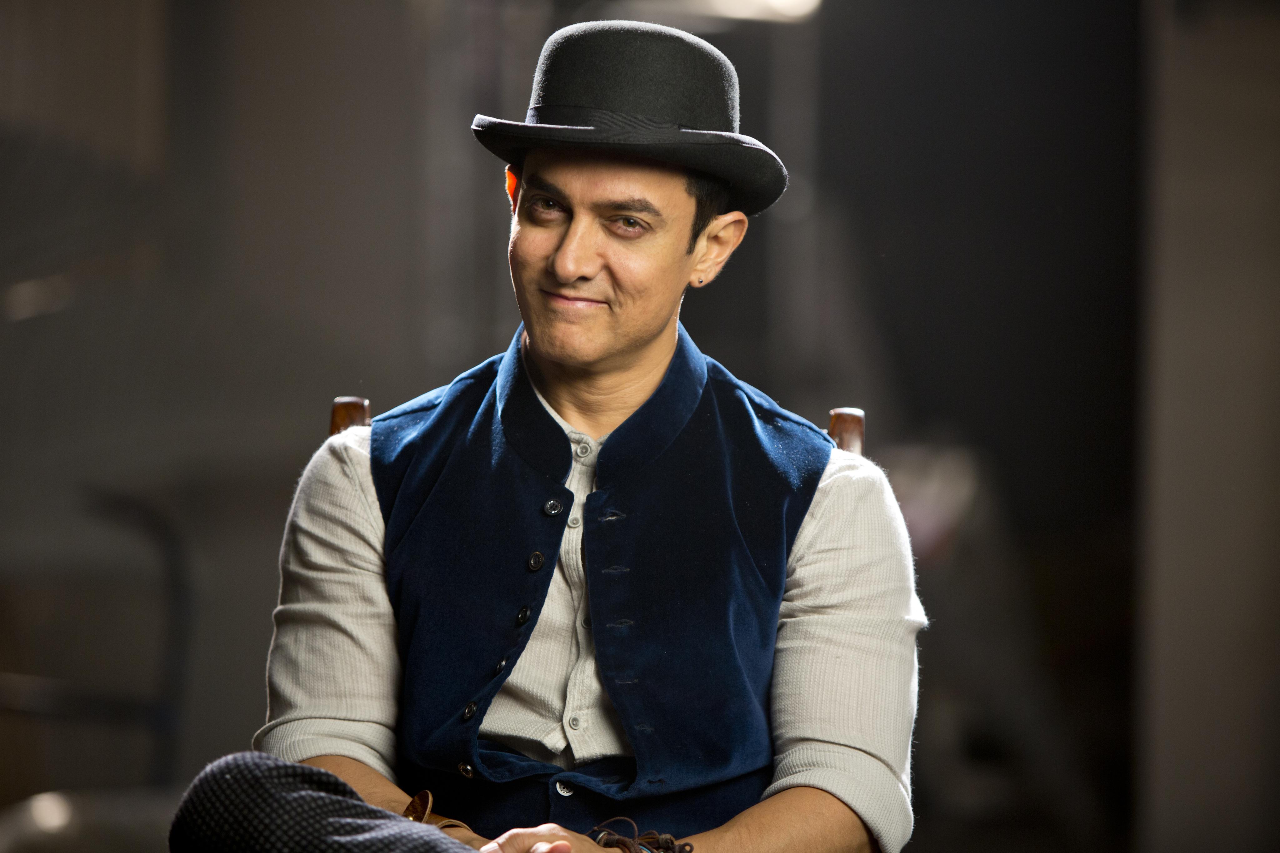 Aamir Khan Goes In For Medications Urban Asian