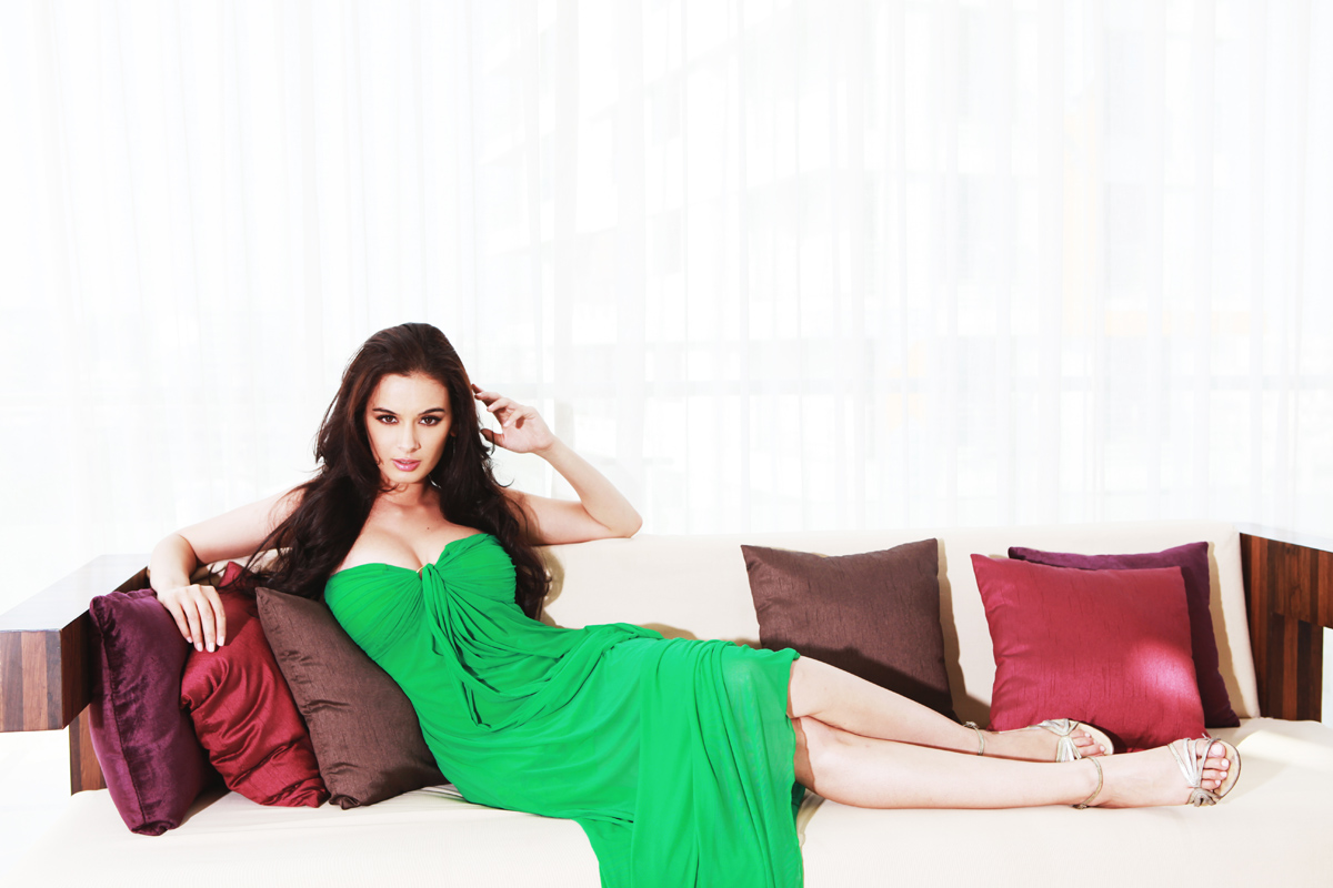 Evelyn Sharma - Pic 51 (Image Courtesy - Dale Bhagwagar Media Group)