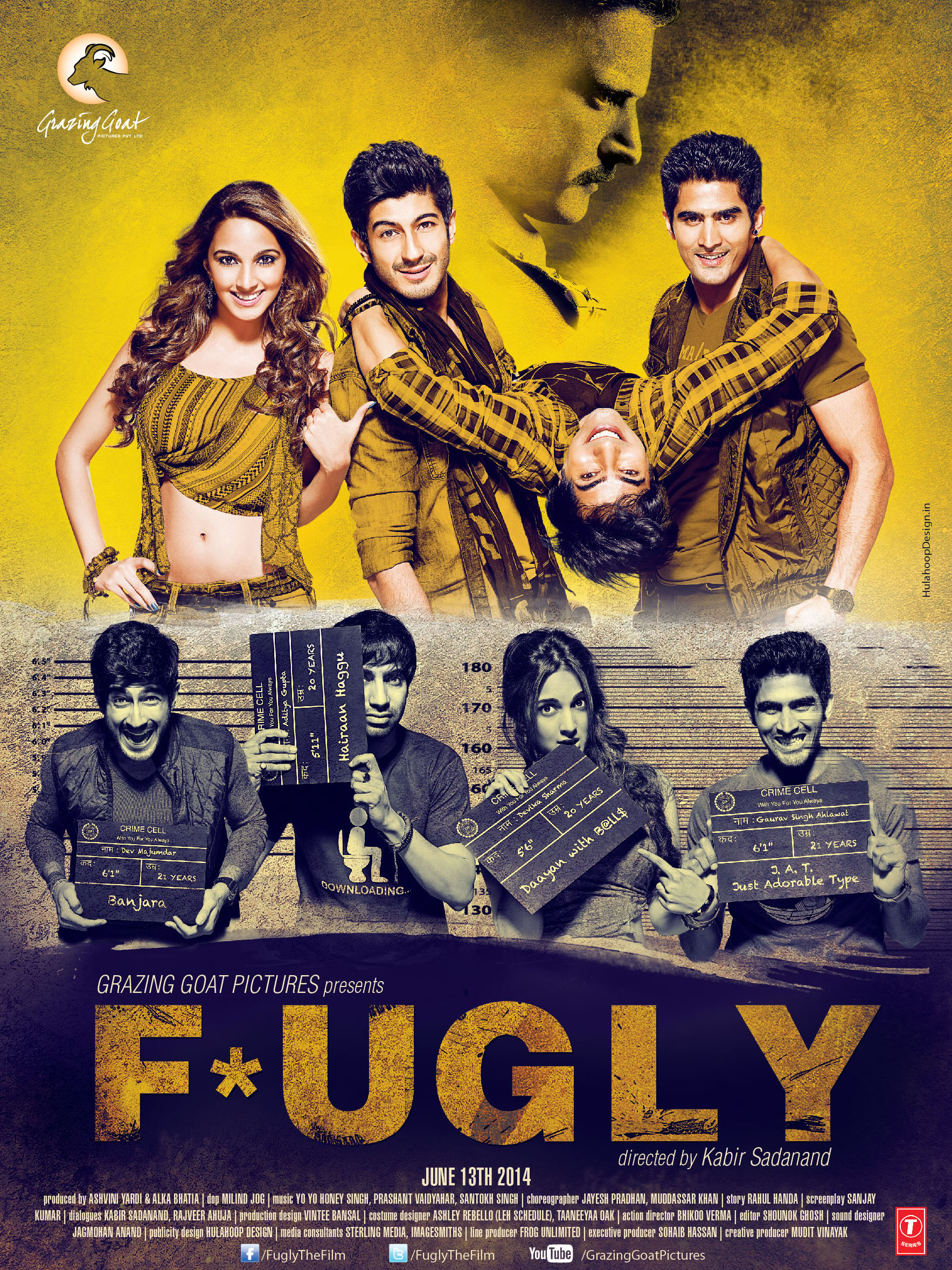 Fugly-poster_small30x40cm