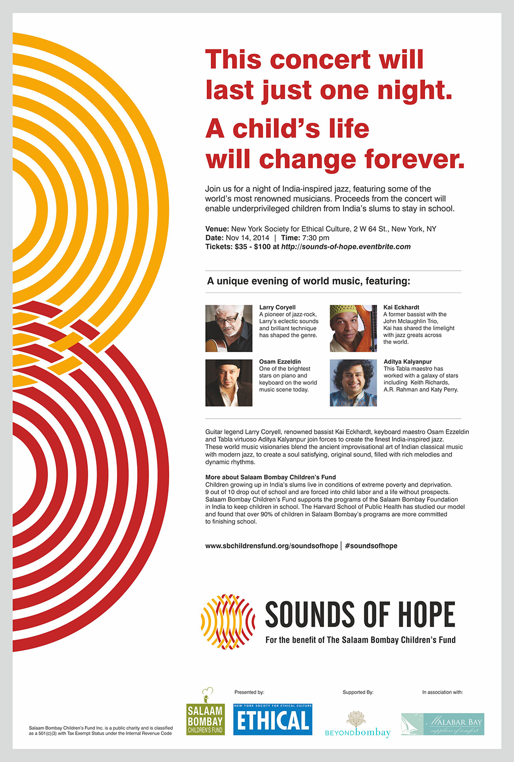 Sounds of Hope Flyer combined