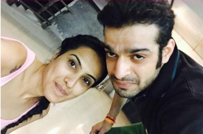 karan patel and kamya