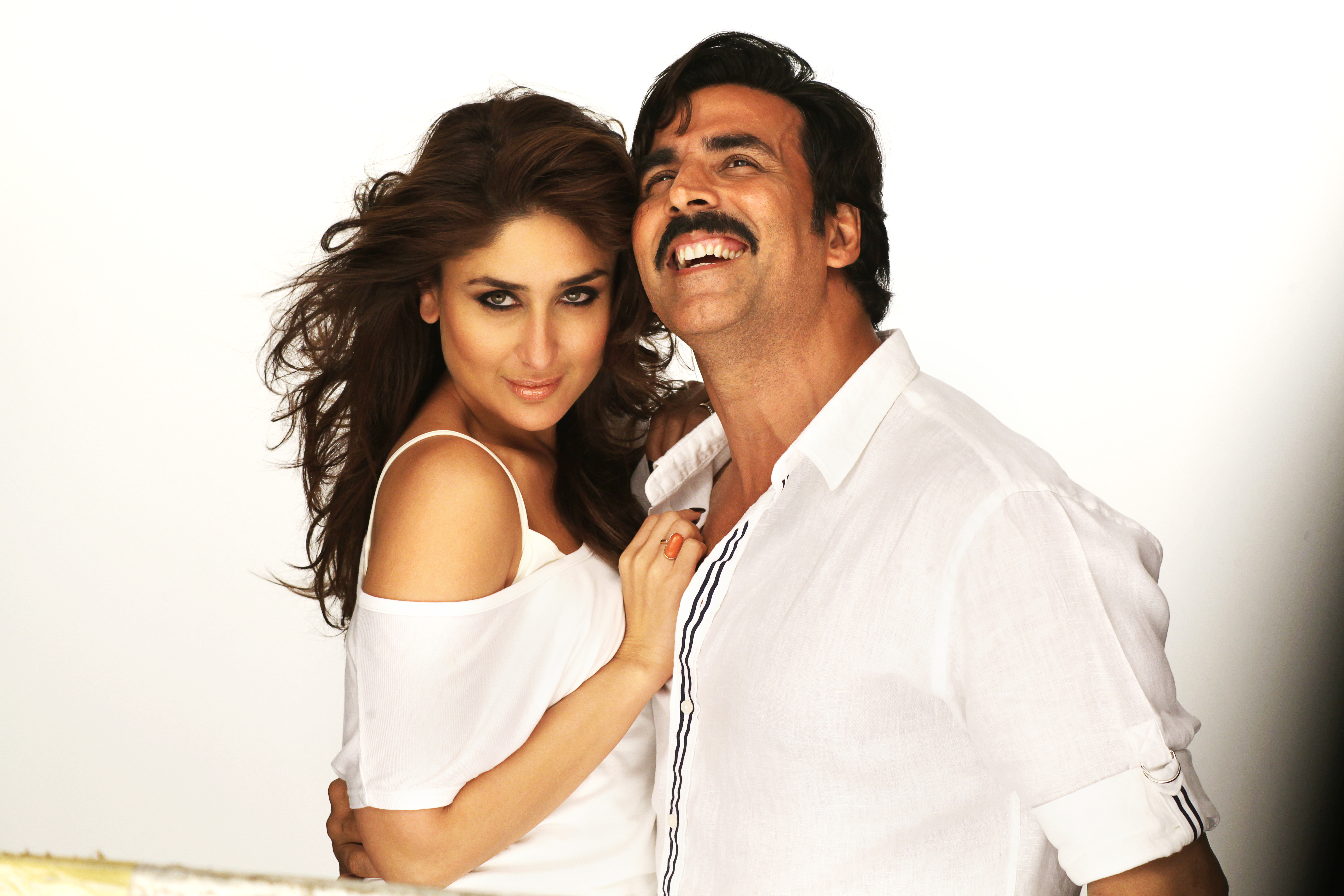 Kareena Kapoor Khan and Akshay Kumar