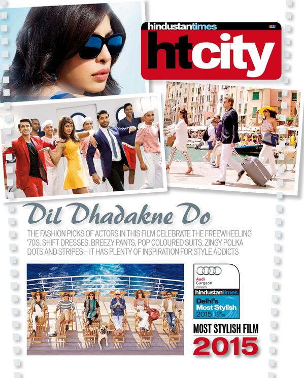 dil dhadakne do on HT