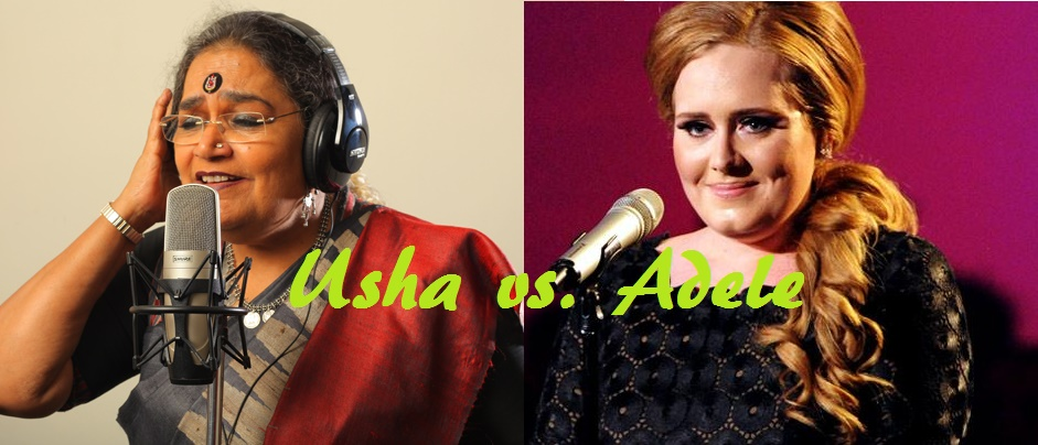 USHA uthop and adele