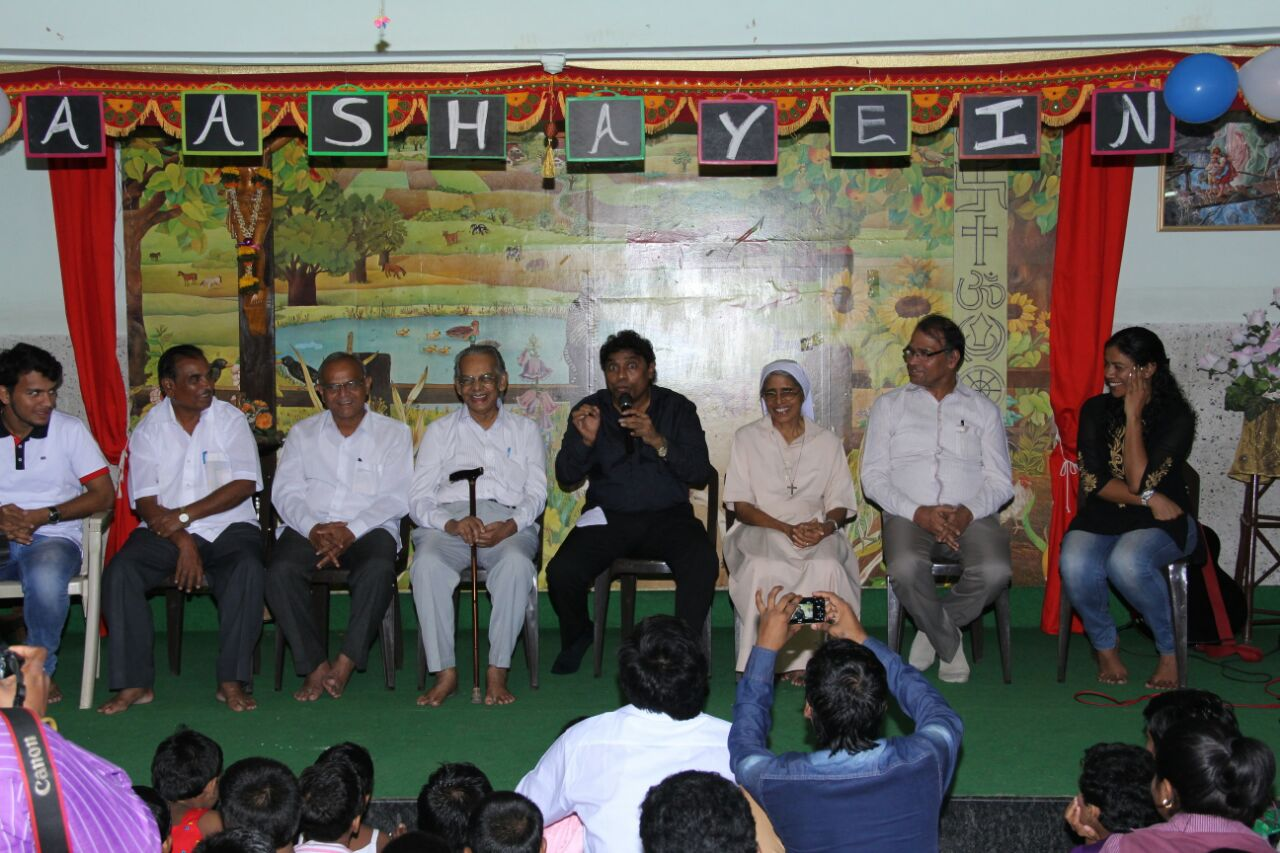 Johny Lever at the celebration of Aashayein_1