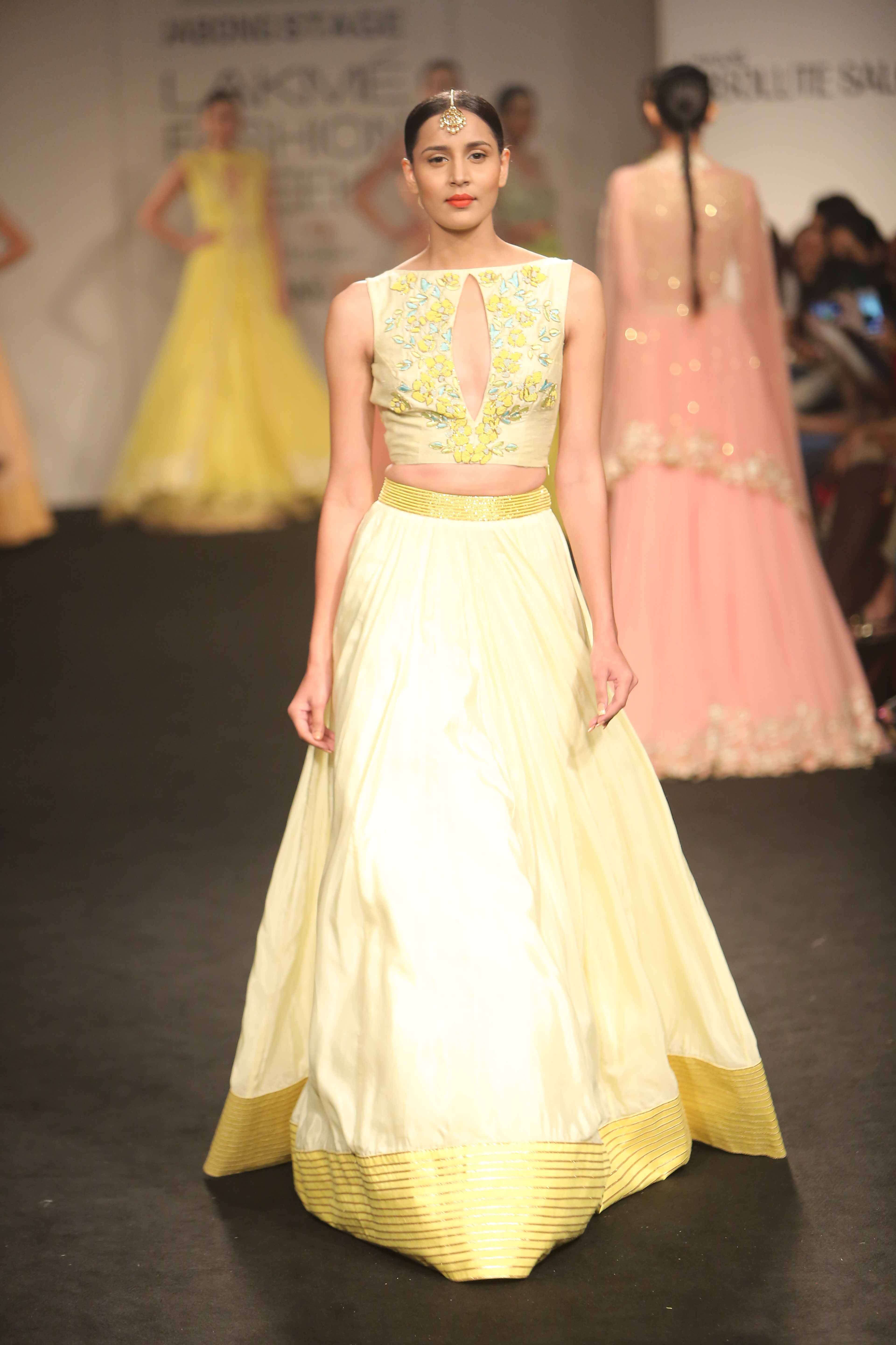 Divya Reddy at LFW WF 15 (13)