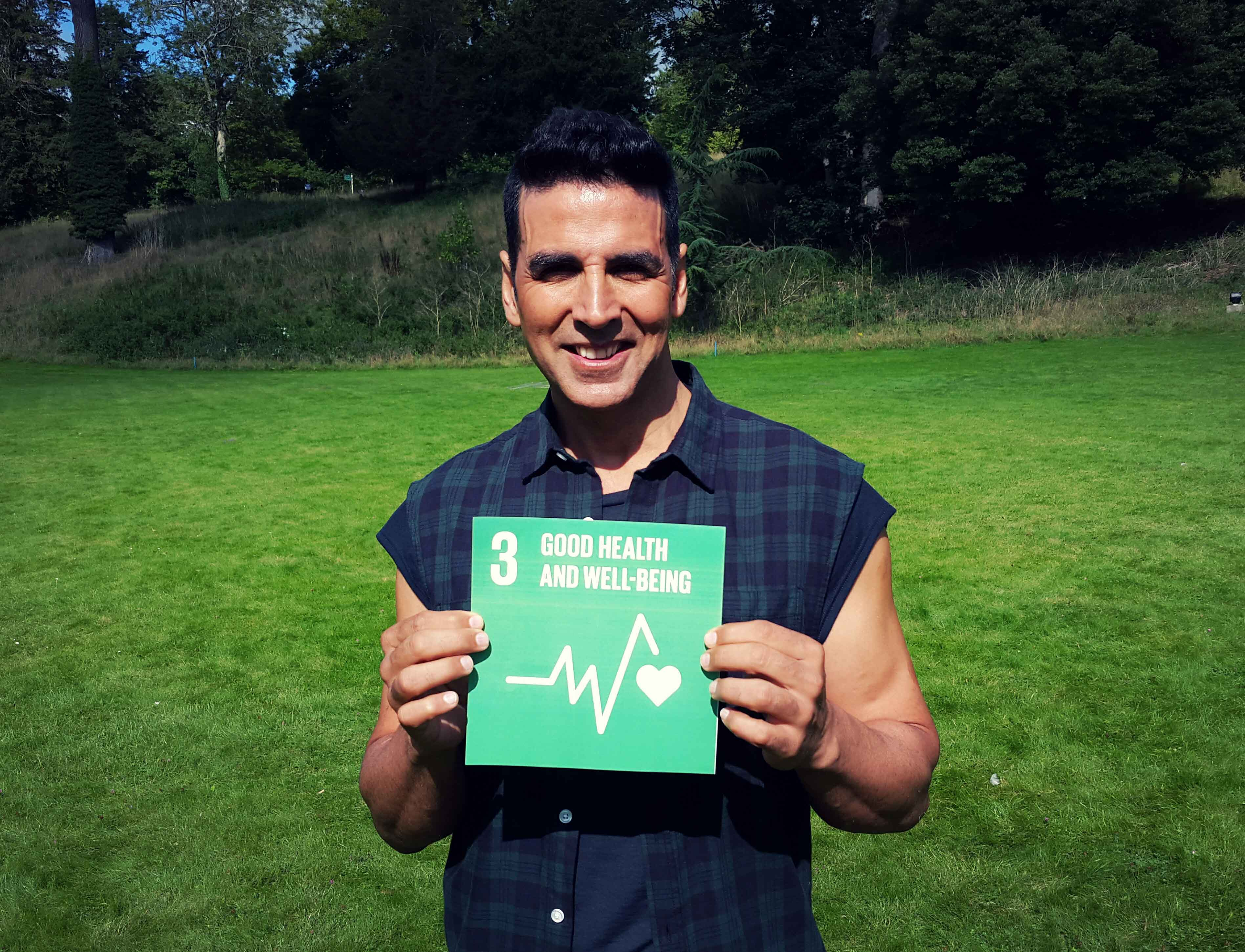 Akshay Kumar - Good Health