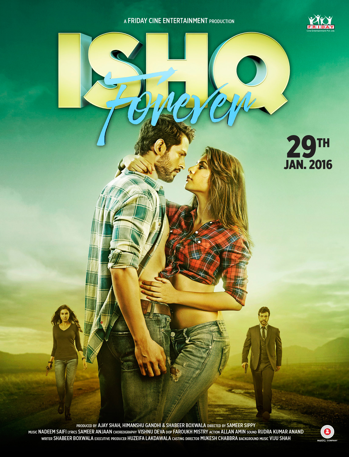 Ishq Forever - Main Poster