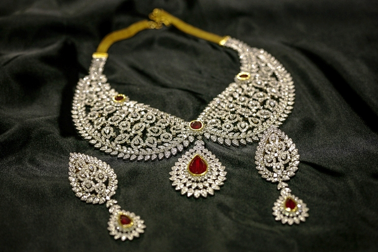 Maang Tikka Necklace