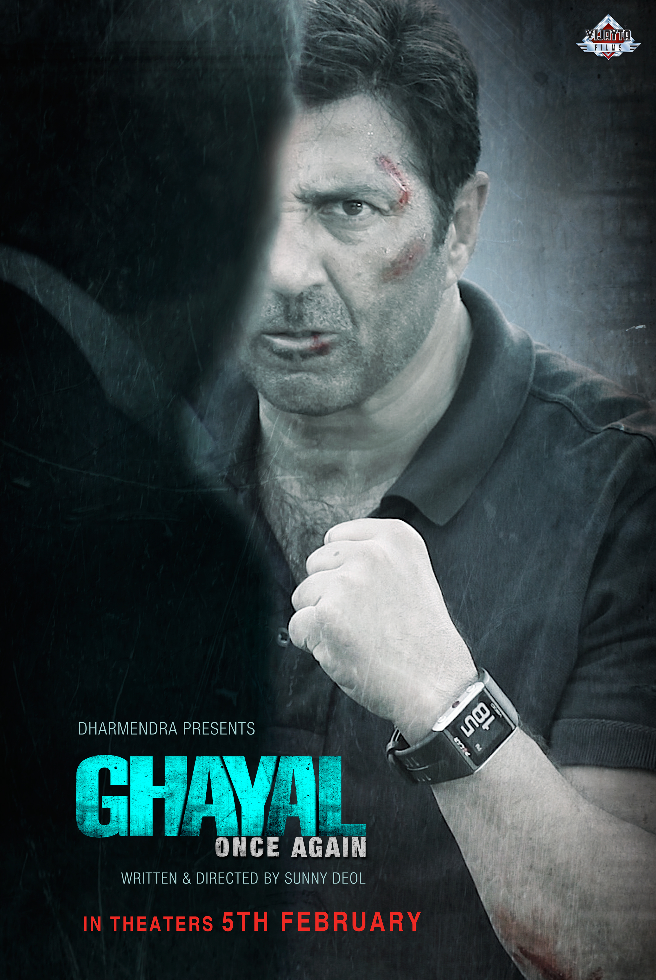 Ghayal Once Again  New Poster