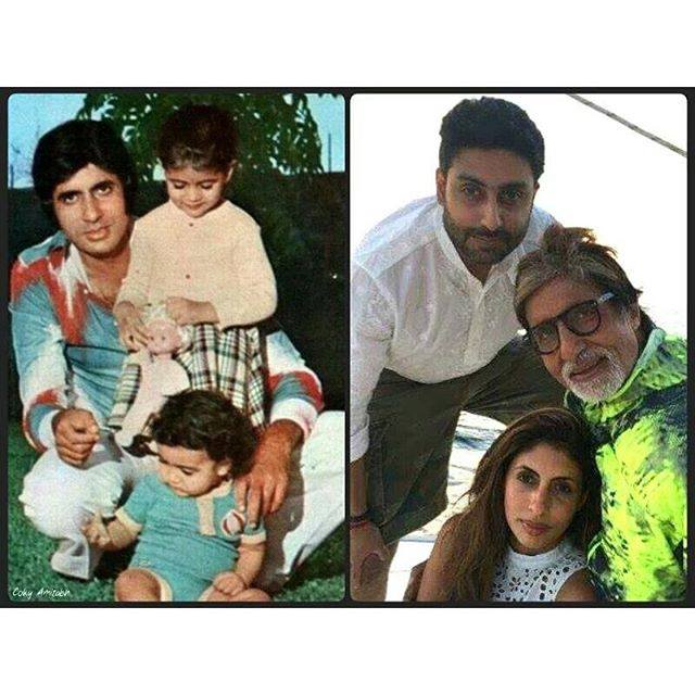 Abhishek Bachchan - Then and Now!