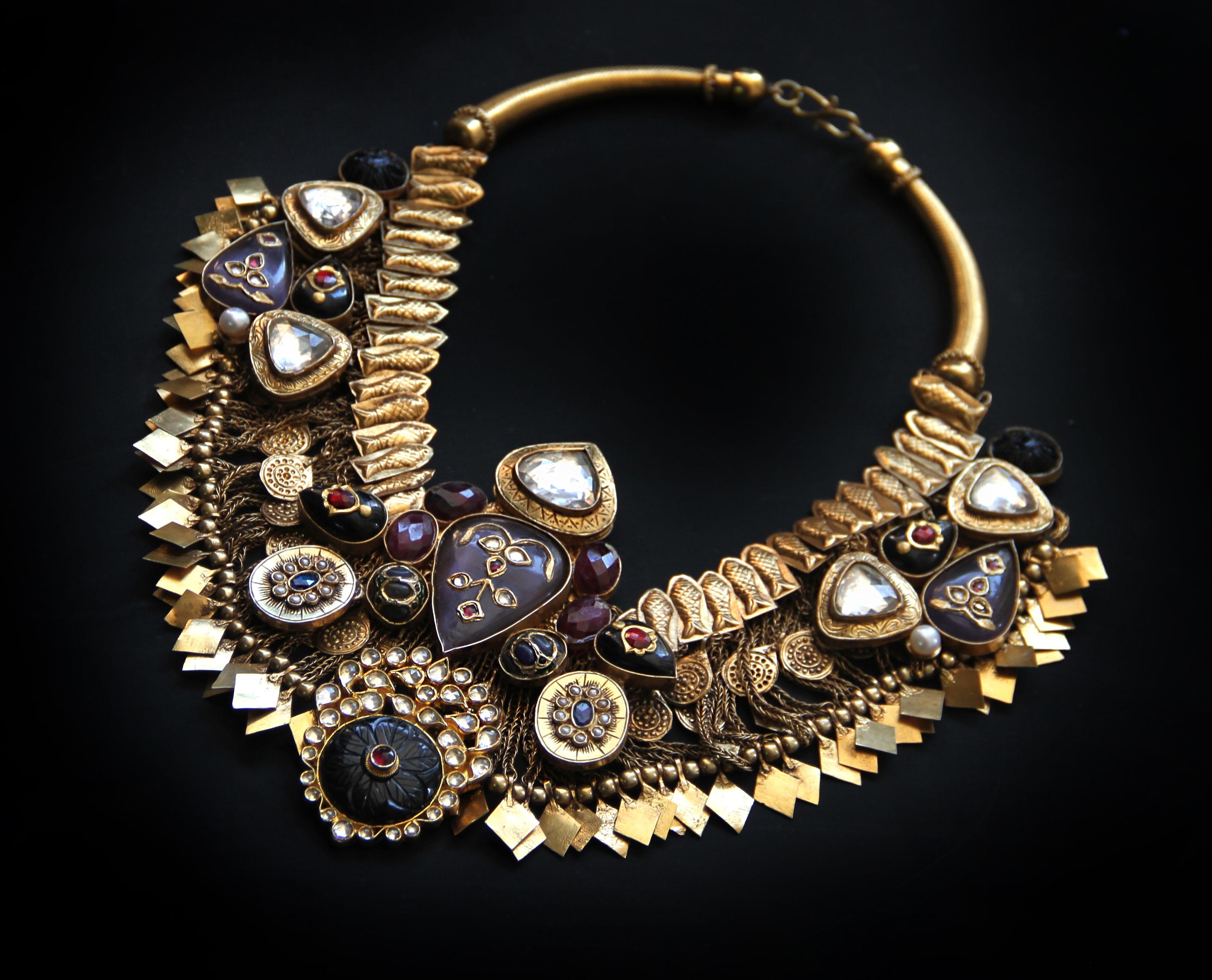 Cosmic Celeberation Necklace Img 0527