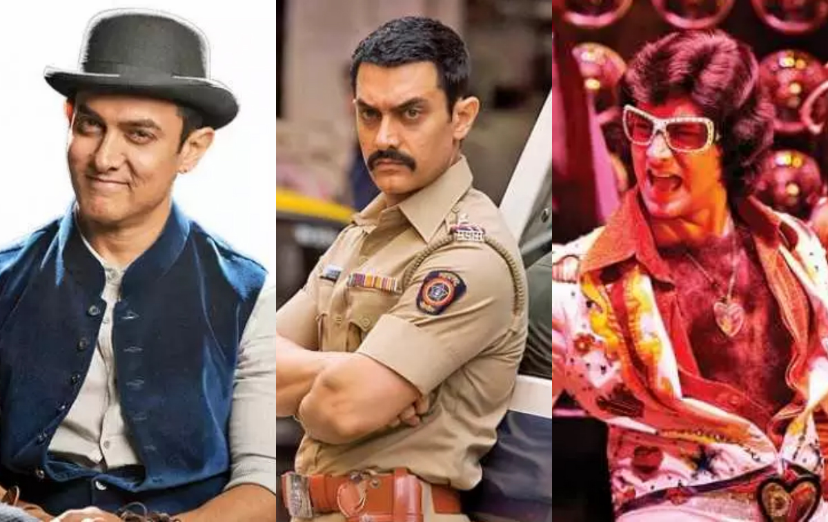 Best Films Of Aamir Khan